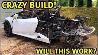 Building A Custom Supercar!!!