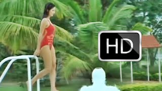 Katrina Kaif In Bikini In Pool   Malliswari HD