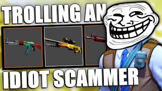 Trolling a CS:GO Scammer | TDM_Heyzeus