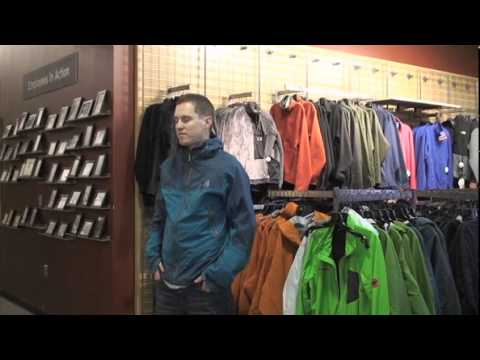 Jacket: Eddie Bauer First Ascent Rainier Storm