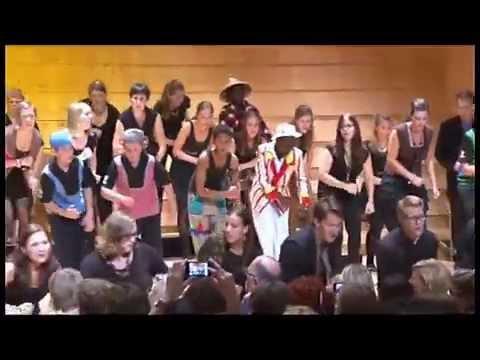 Kärntner Landesjugendchor (Austria) & Drakensberg Boys' Choir (South Africa)