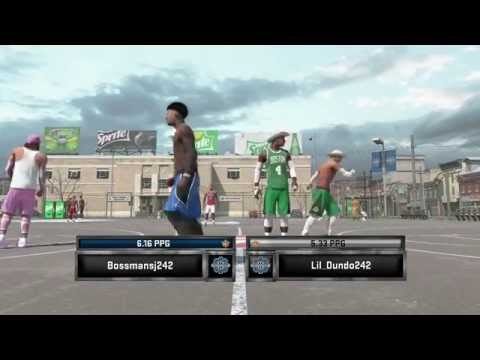 NBA 2k15 - My park ''THIS GAME THO''