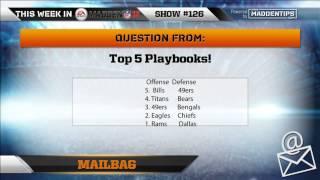 Madden 25 New England Patriots Playbook Part 2 - PakVim net
