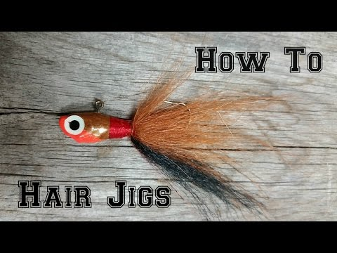 How to make your own Hair Jig