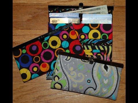 Quick Clutch wallet