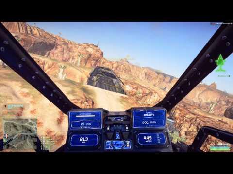 Flying through Covered Bridge