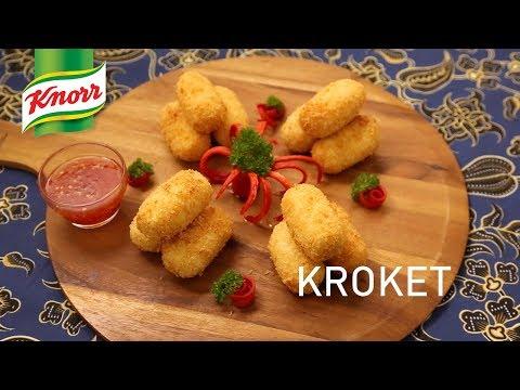 Knorr Potato Flakes: Croquettes | UFS ID