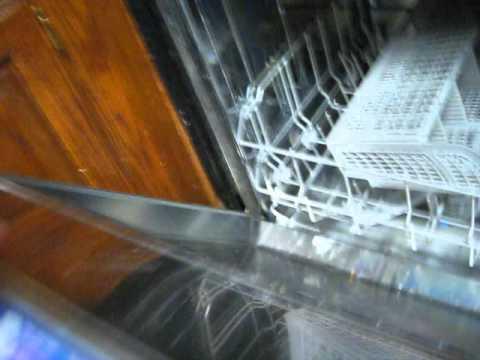 Bosch dishwasher rinse aid repair