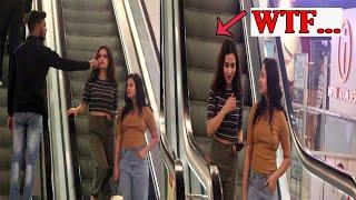 Cheek Pulling Prank On Cute Girls | Danger Fun Club