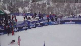 2010 Olympic Trials - Aerials
