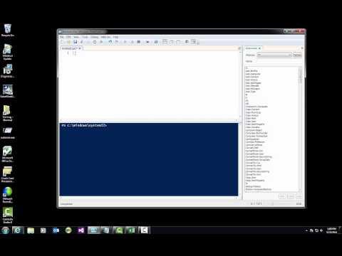 My Starting Code Block for Powershell Scripts