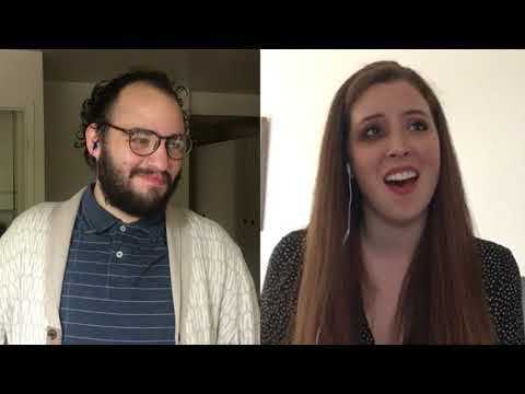Suddenly Seymour, performed by Natalie Pate and Nicholas D.G. Hikes