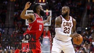Is LeBron James headed to Houston this offseason? | Pardon The Interruption | ESPN