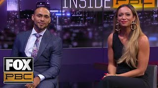 Download Keith Thurman breaks down previous Manny Pacquiao fight with Kate Abdo | INSIDE PBC BOXING Video