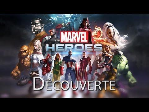 Marvel concurrence Diablo avec son Hack & Slash gratuit ! - Marvel Heroes (F2P) | Découverte [FR]