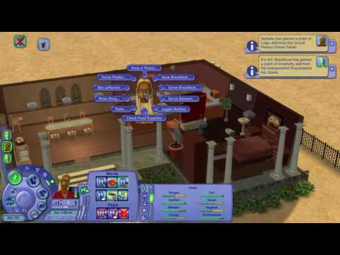 Let's Play The Sims 2 Scholarship Challenge Part 15 (Toddler Years Part 3 of 3)