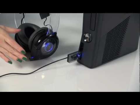 Afterglow Wireless Headset - Xbox 360 Setup