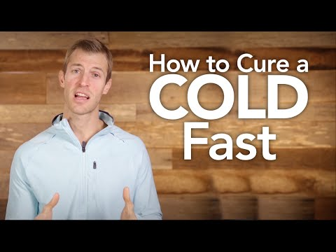 How to Kick a Cold Fast