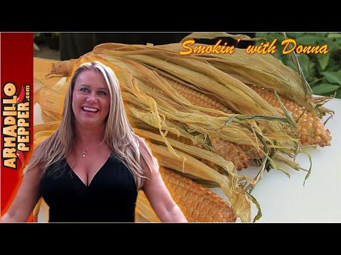 How To Smoke Corn On The Cob in 3 Easy Steps