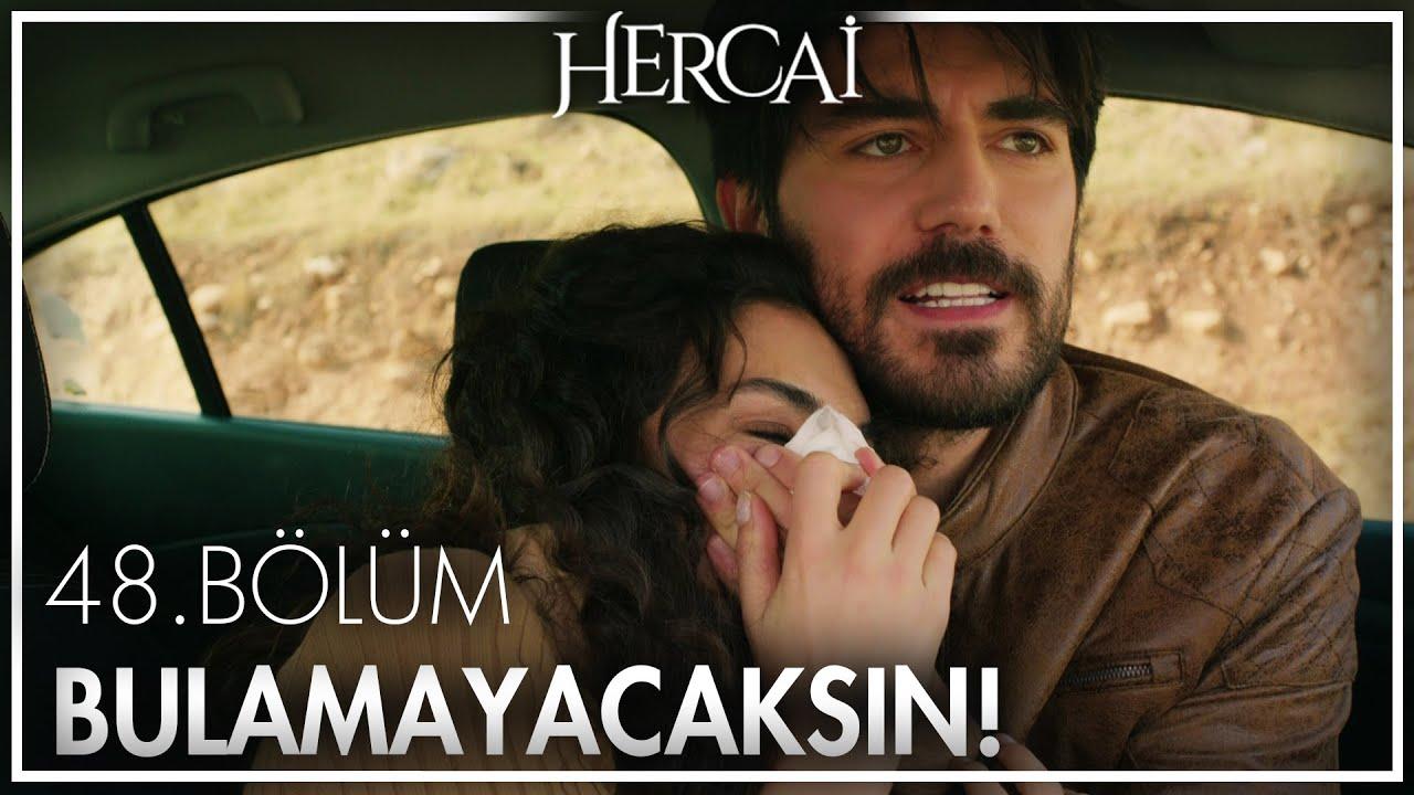 Miran, Reyyan'ın kaçırıldığını öğreniyor! - Hercai 48. Bölüm