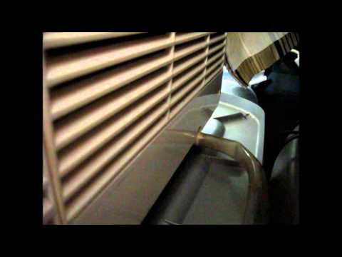 Setting up a Portable Air Conditioner in an RV