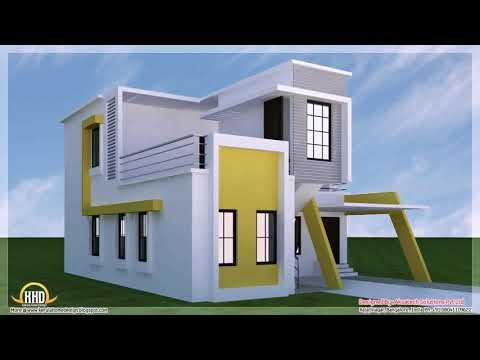 3d Small Home Plans Modern