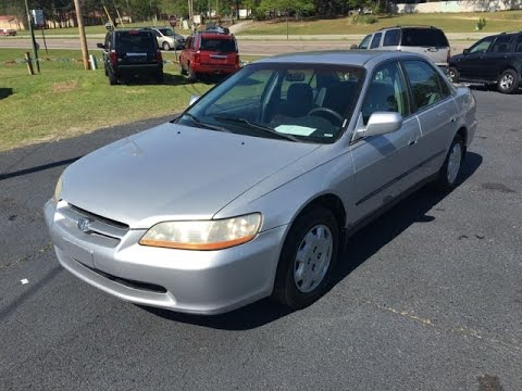 1999 Honda Accord review and buying tips