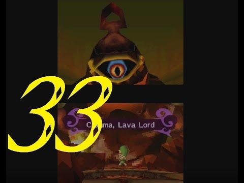 Boss: Cragma | Zelda: Spirit Tracks 100% Walkthrough