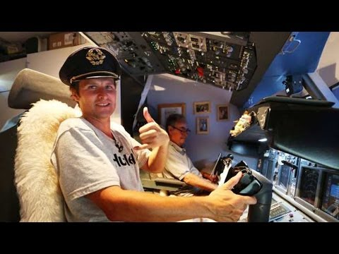 Create Your Own Airplane Cockpit Simulator At Home