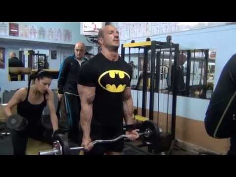 7+7+7 = 21s - Monster Biceps Workout - ARM MUSCLE WORKOUTS!