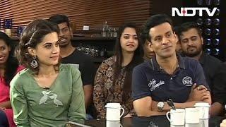 Spotlight on Taapsee Pannu & Manoj Bajpayee
