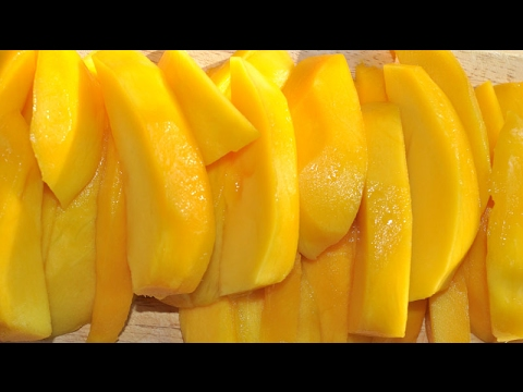 Mango Coulis | MY FOODS | MY RECIPES