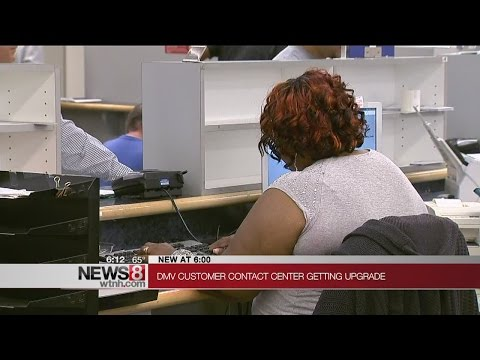 Funding approved to update DMV's customer contact center