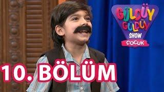 Güldüy Güldüy Show Çocuk 10. Bölüm Tek Parça Full HD (23 Eylül Cuma)