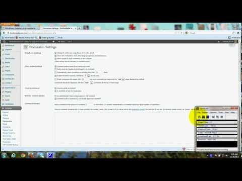 Wordpress - Remove Comments - Remove