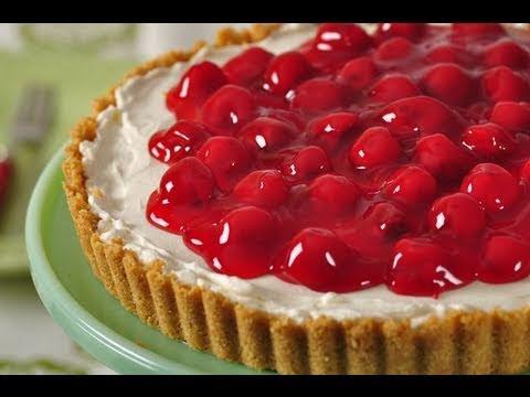 No Bake Cheesecake Recipe Demonstration - Joyofbaking.com