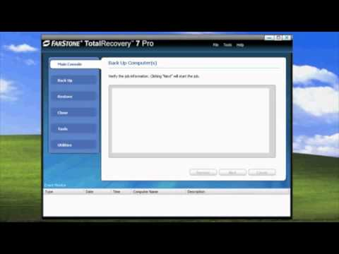 TotalRecovery 7 Pro - One Click Backup