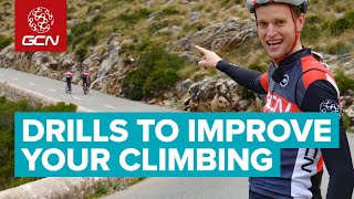 5 Drills To Help You Improve Your Climbing