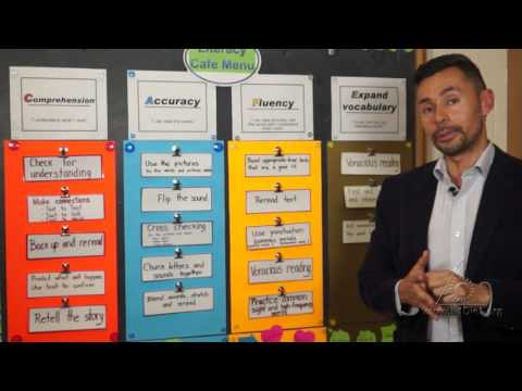 The F in The CAFÉ: Building Fluent Readers (Virtual Tour)