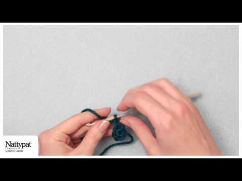 Crochet Technique: Making a Perfect Circle (Single Crochet)