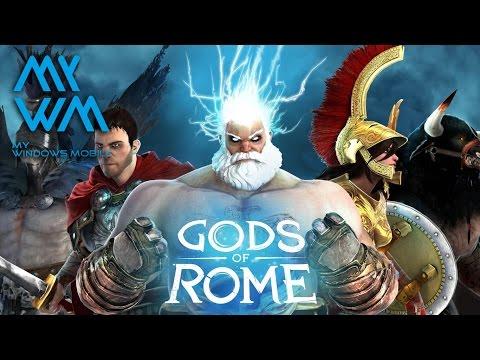Gods of Rome - GamePlay