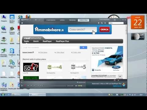 Come scaricare video free con Real Player
