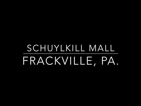 Schuylkill Mall, Frackville PA. Jun 10, 2018  ** CURRENTLY BEING DEMOLISHED**