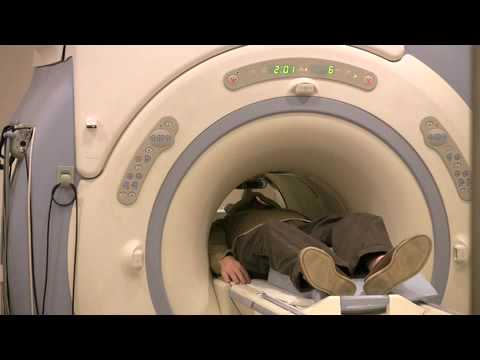What does an MRI scan sound like?