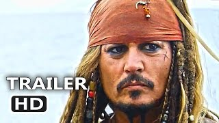 PIRATES OF THE CARIBBEAN 5 Behind The Scenes + Trailer (2017) Disney Movie HD