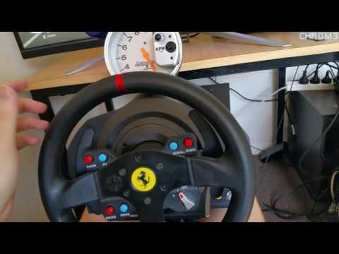 Forza Horizon 3 - Drifting Wheel Setup Guide (Thrustmaster TX)