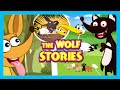The Wolf Story The Fox And The Goats The Clever Fox Kids Sto