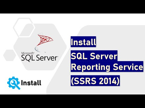 Install SQL Server 2014 Reporting Service (SSRS)