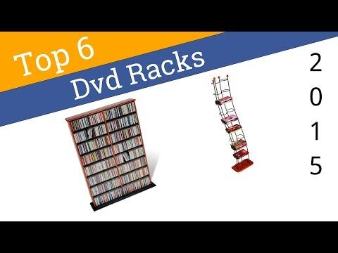 6 Best DVD Racks 2015