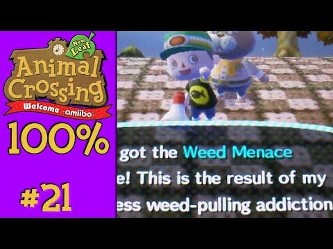 Animal Crossing: New Leaf 100% - #21: Badge Progress!